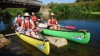 New for 2020 Full Day Circular Canoe Trip for 2